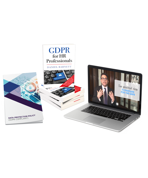 GDPR for Professionals